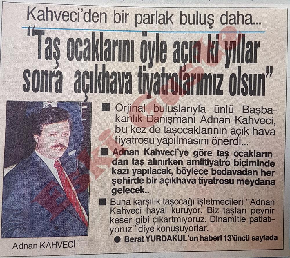 Adnan Kahveci'den bir parlak buluş daha