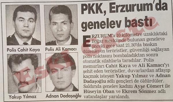 PKK Erzurum'da genelev bastı