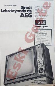 AEG Televizyon Reklamı