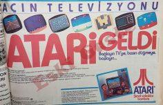 Atari reklamı