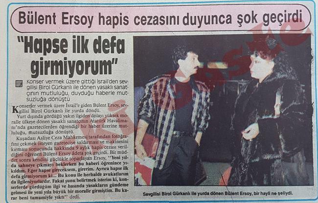 Bülent Ersoy hapis cezasını duyunca şoka girdi