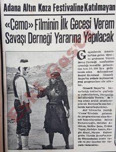 Cemo Filmi - Eski Gazeteler