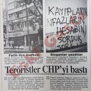 CHP Fatih