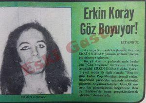Erkin Koray - Eski Fotoğraflar