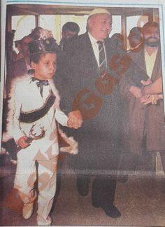 Fatih Erbakan sünnet oldu