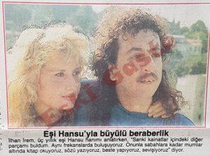 İlhan İrem - Hansu İrem / Eski Fotoğraflar