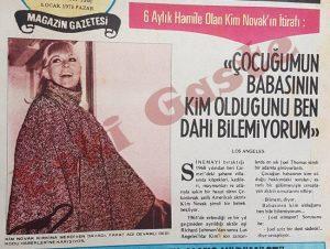 Kim Novak - 1975