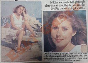 Nilüfer Eski Fotoğraflar