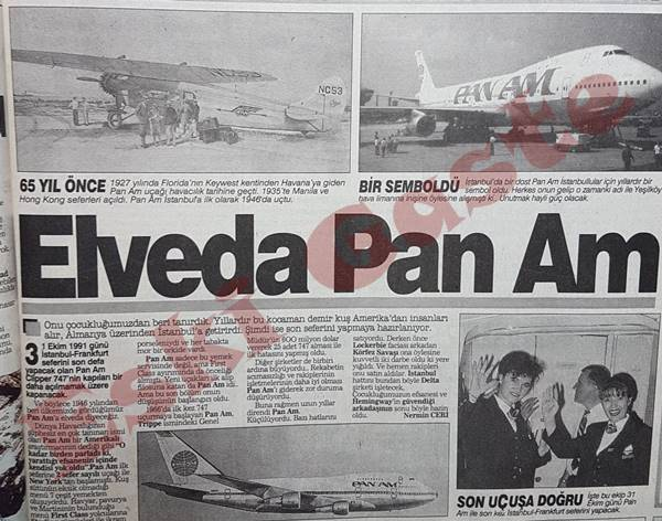 Elveda Pan Am