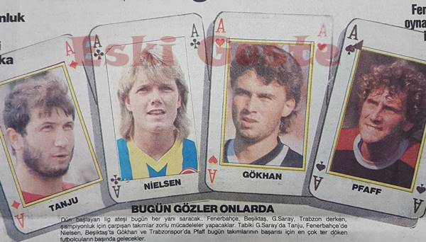 Tanju, Nielsen, Gökhan, Pfaff