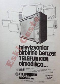 Telefunken reklamı