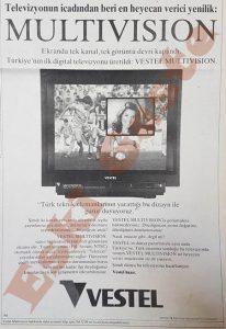 Vestel - Eski Reklamlar