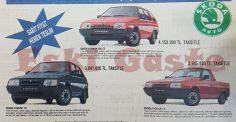 94 model Skoda reklamı