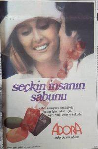 Adora Sabun - Eski Reklamlar
