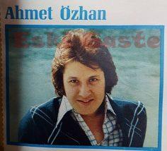 Ahmet Özhan ilk ödülüne kavuşacak