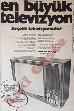 Arçelik televizyon reklamı