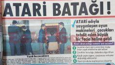 Atari batağı