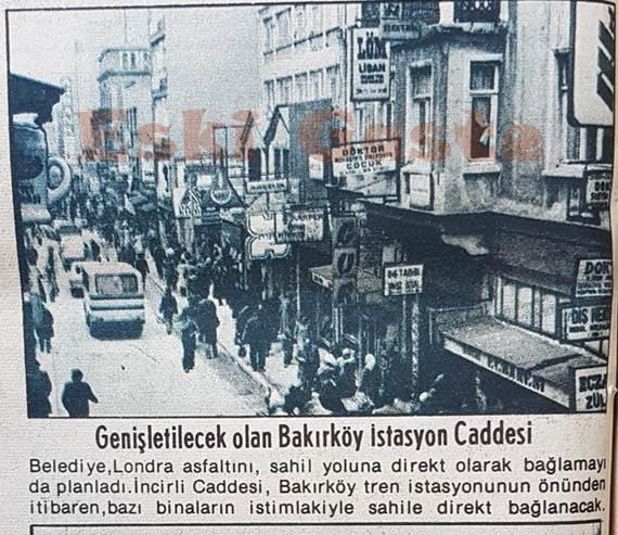 Bakırköy İstasyon Caddesi