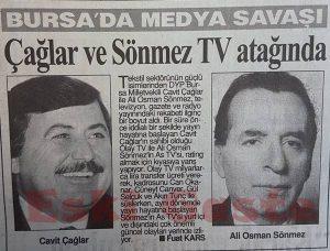 Cavit Çağlar - Ali Osman Sönmez