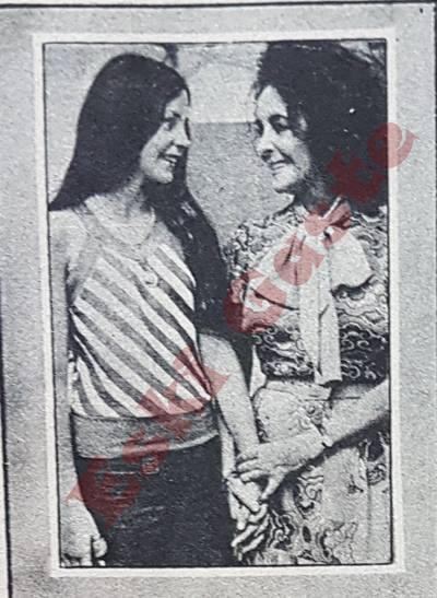 Elizabeth Taylor'un 1975 falına bakıldı
