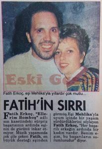 Fatih Erkoç - Eski Fotoğraflar