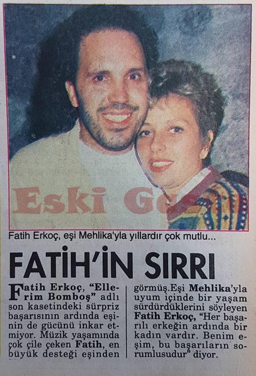 Fatih'in sırrı