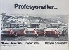 Ford Otosan Transit üçlüsü reklamı