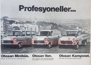 Ford Transit / Eski Reklamlar