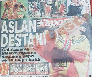 Galatasaray Milan Maçı