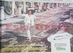 Gümüşsuyu Halı Reklamı