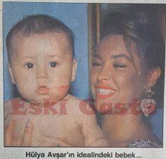 Hülya Avşar'ın idealindeki bebek
