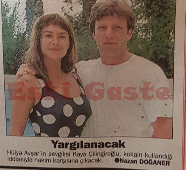 Hülya Avşar'ın sevgilisi Kaya Çilingiroğlu'nun başı dertte