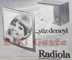 Radiola televizyon reklamı