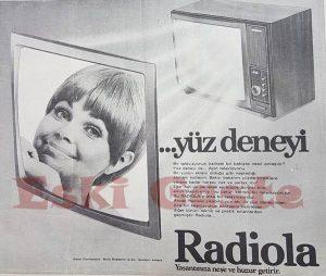 Radiola Televizyon - Eski Reklamlar
