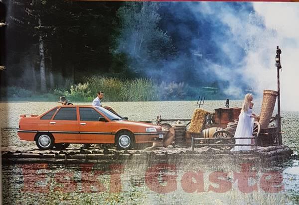 Renault 21 reklamı