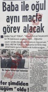 Talat Tokat - Metin Tokat