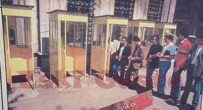 İstanbul'a umumi telefon dayanmıyor