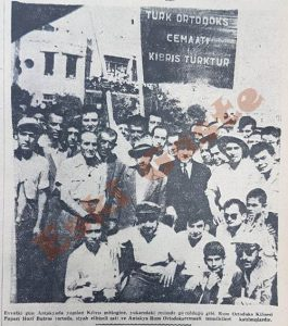 Türk Ortodoks Cemaati - Eski FotoğraflarTürk Ortodoks Cemaati - Eski Fotoğraflar