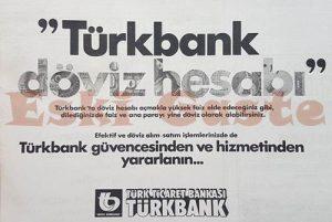 Türkbank Reklamı