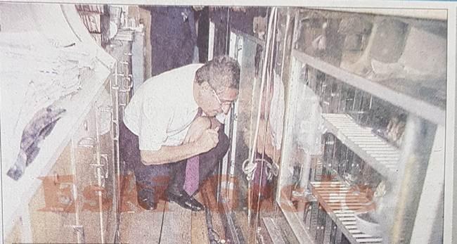 Başkan Yıldırım Aktuna fare arıyor