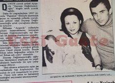 Zeynep Değirmencioğlu (Ayşecik) anne oldu