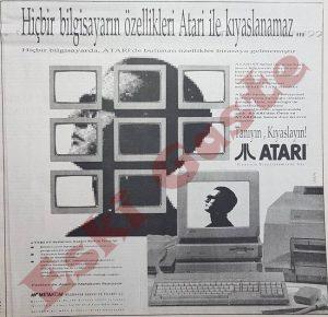 Atari ST Serisi