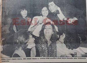 Bülent Ersoy - Eski Fotoğraflar