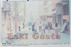 Bayrampaşa Cevatpaşa mahallesinin eski fotoğrafları