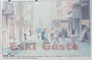 Cevatpaşa Mahallesi Eski Fotoğrafları