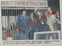 DEP milletvekilleri tutuklandı