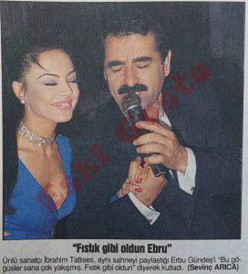 Ebru Gündeş - İbrahim Tatlıses