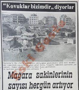 Gaziantep - Mağara Evler