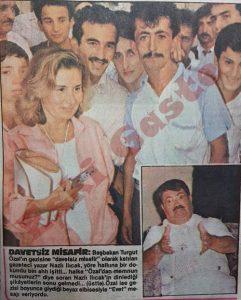 Nazlı Ilıcak - Turgut Özal