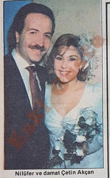 Nilüfer bu defa bir tiyatrocu ile evlendi